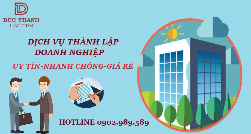 Hướng dẫn hồ sơ thành lập doanh nghiệp ở Việt Nam