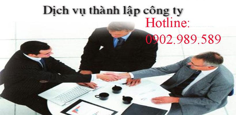 dịch vụ TL công ty có vốn nước ngoài